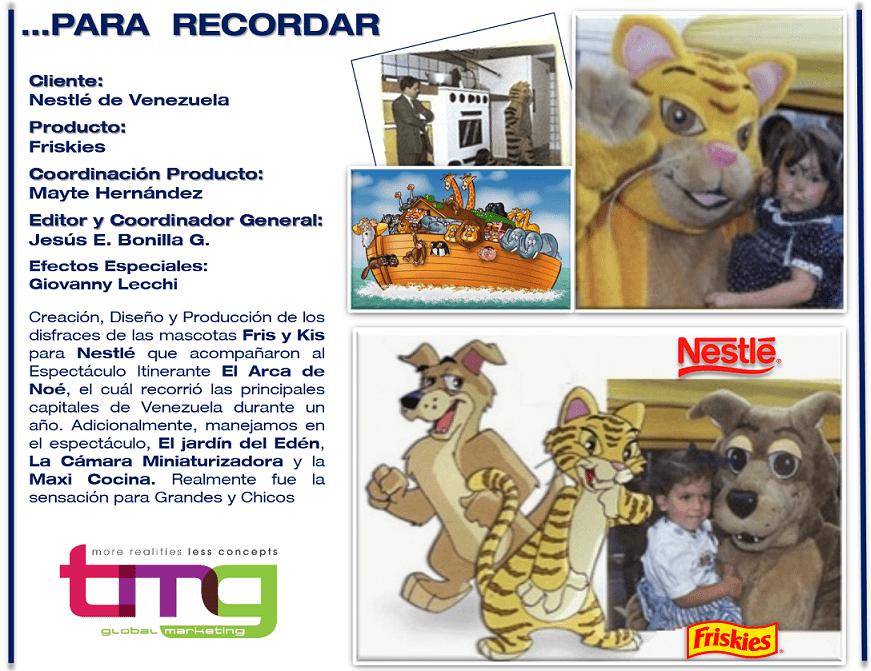Trayectoria TMG 21