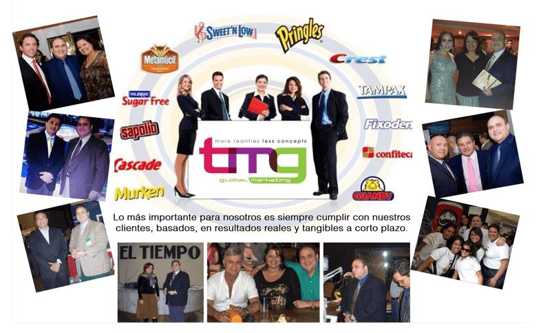 Trayectoria TMG 25